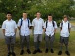 Yr 9 Boys