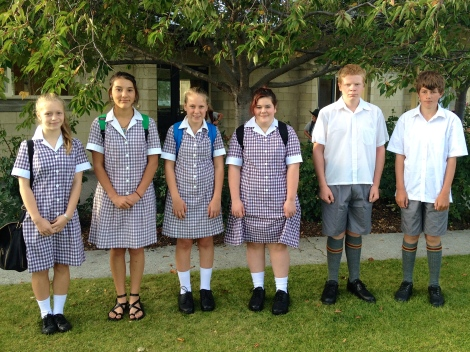 Year 9 Students 2014